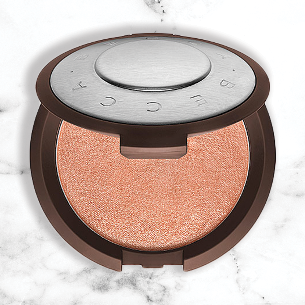 15 Products That Will Make You Look Like A Rose Gold Goddess Lip Ecerr Cream Dr Becca Shimmering Skin Perfector In 38