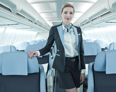 The Secret Ways Flight Attendants Keep Their Skin Radiant After an 8 Hour Flight