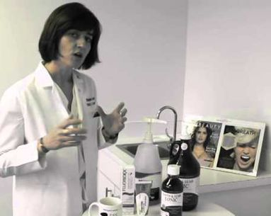 Dr Claudia Cotca on At-Home Oral Hygiene Supplements