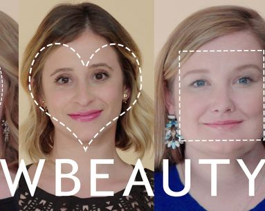 The Perfect Brows For Your Face Shape